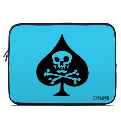 Laptop Sleeve - SOFLETE Blue Logo