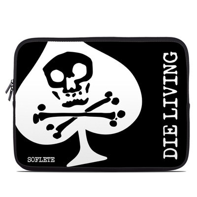 Laptop Sleeve - SOFLETE Die Living Crop