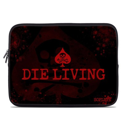 Laptop Sleeve - SOFLETE Die Living Guts