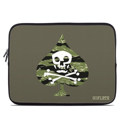 Laptop Sleeve - SOFLETE Tiger Stripe Logo
