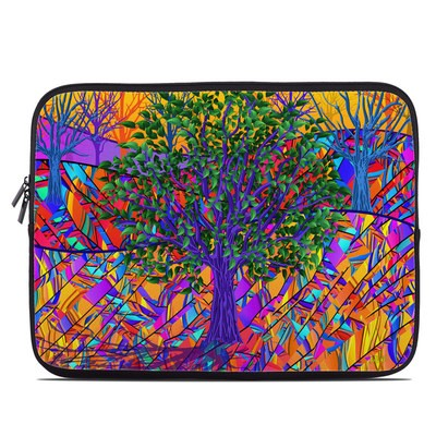 Laptop Sleeve - Stained Glass Tree