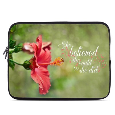 Laptop Sleeve - She Believed