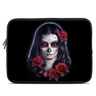 Laptop Sleeve - Sugar Skull Rose