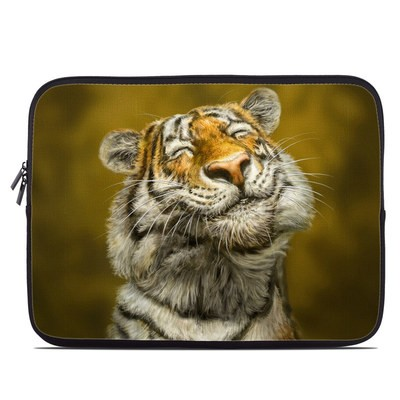 Laptop Sleeve - Smiling Tiger