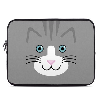 Laptop Sleeve - Smokey the Cat