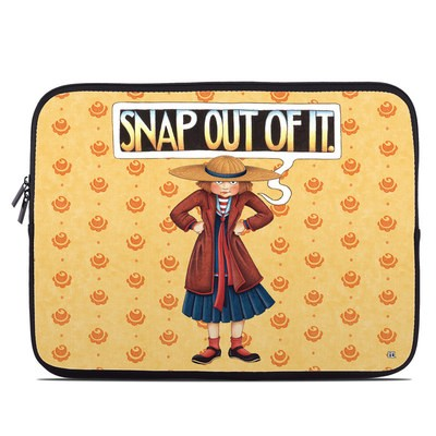 Laptop Sleeve - Snap Out Of It