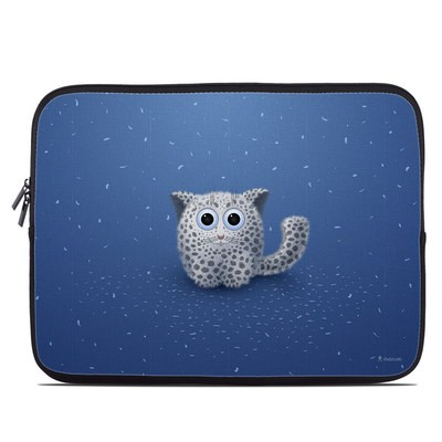 Laptop Sleeve - Snow Leopard