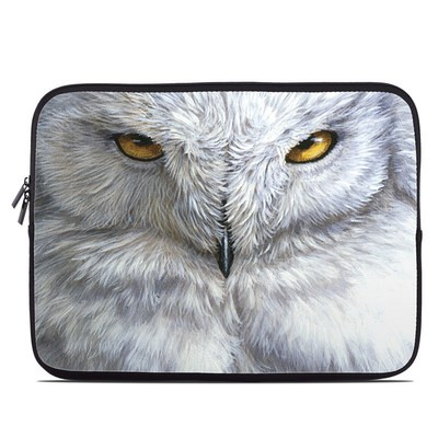 Laptop Sleeve - Snowy Owl