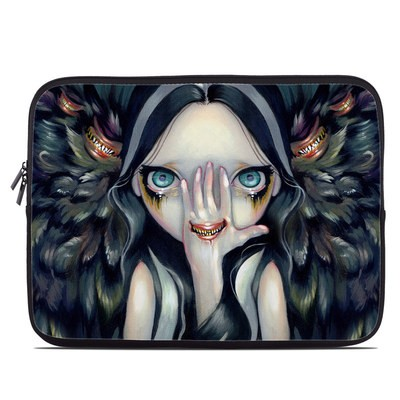 Laptop Sleeve - Speak No Evil