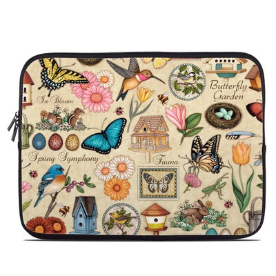 Laptop Sleeve - Spring All