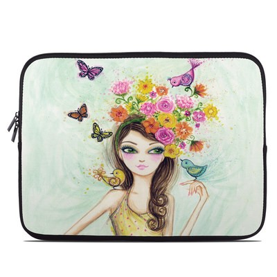 Laptop Sleeve - Spring Time