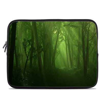 Laptop Sleeve - Spring Wood
