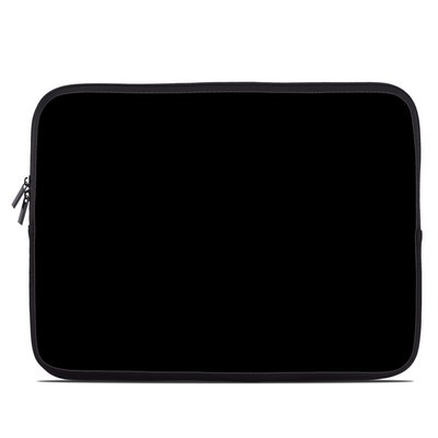 Laptop Sleeve - Solid State Black