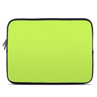 Laptop Sleeve - Solid State Lime