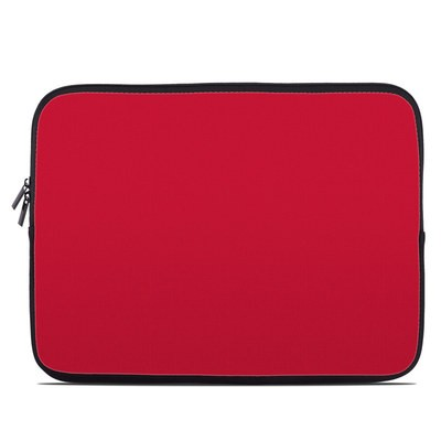 Laptop Sleeve - Solid State Red
