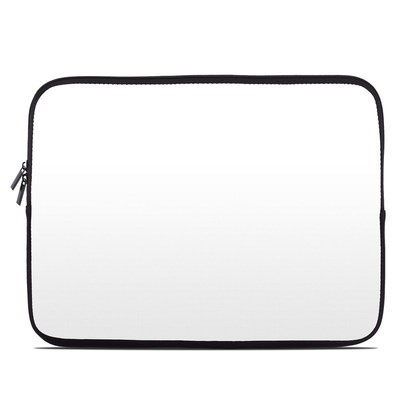 Laptop Sleeve - Solid State White