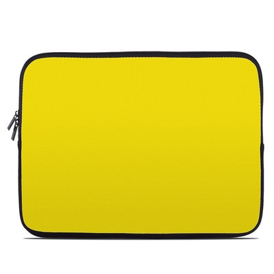 Laptop Sleeve - Solid State Yellow