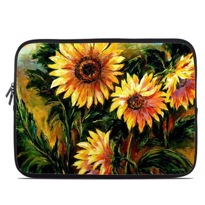 Laptop Sleeve - Sunflower Sunshine