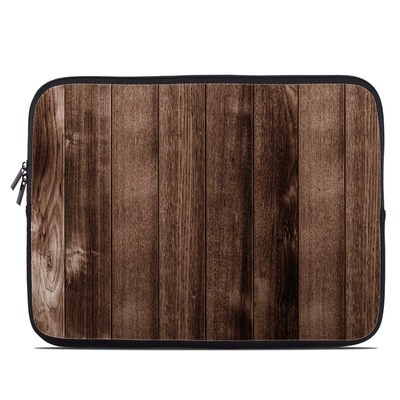 Laptop Sleeve - Stained Wood