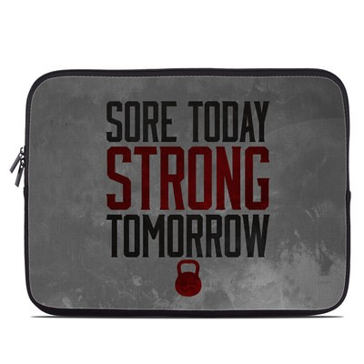 Laptop Sleeve - Strong Tomorrow