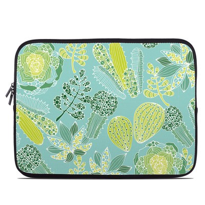Laptop Sleeve - Succulents