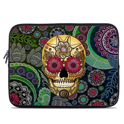 Laptop Sleeve - Sugar Skull Paisley