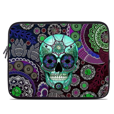 Laptop Sleeve - Sugar Skull Sombrero