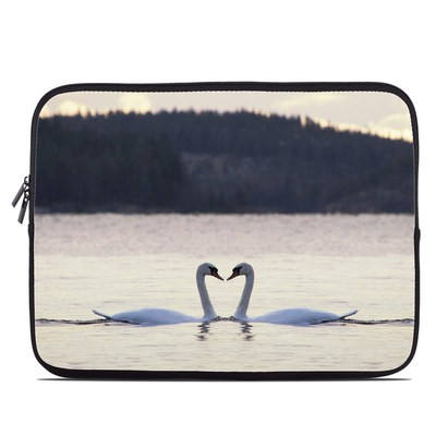 Laptop Sleeve - Swans