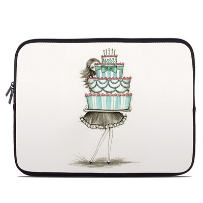 Laptop Sleeve - She Takes The Cake