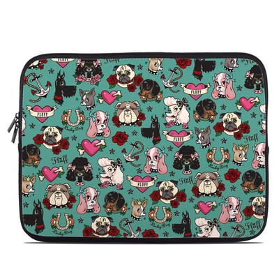 Laptop Sleeve - Tattoo Dogs