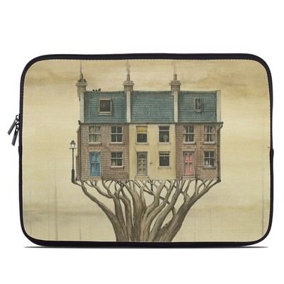 Laptop Sleeve - Terraced Houses