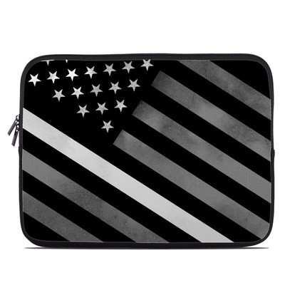 Laptop Sleeve - Thin White Line Hero