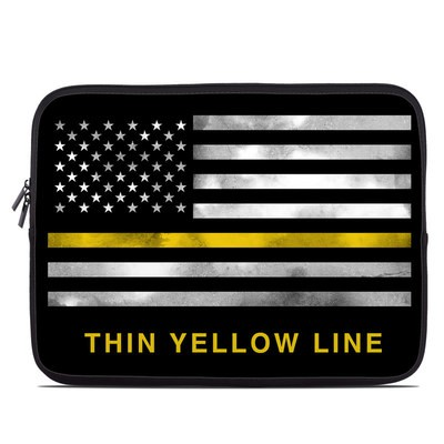 Laptop Sleeve - Thin Yellow Line