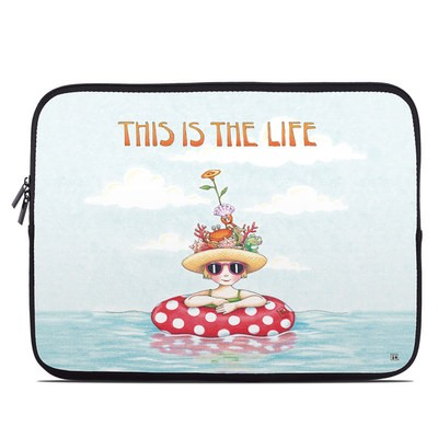 Laptop Sleeve - This Is The Life