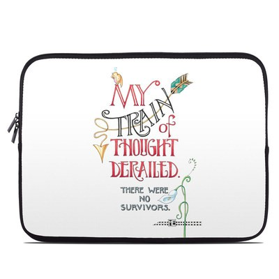 Laptop Sleeve - Train Derailed