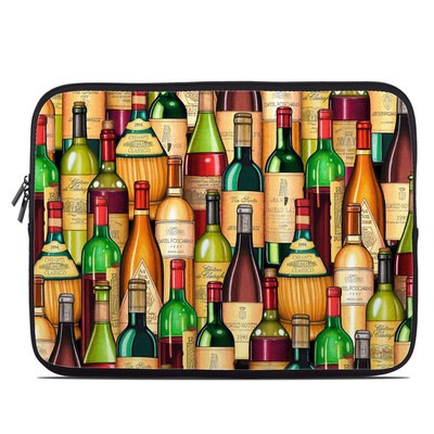 Laptop Sleeve - Time For Wine