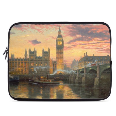 Laptop Sleeve - Thomas Kinkades London
