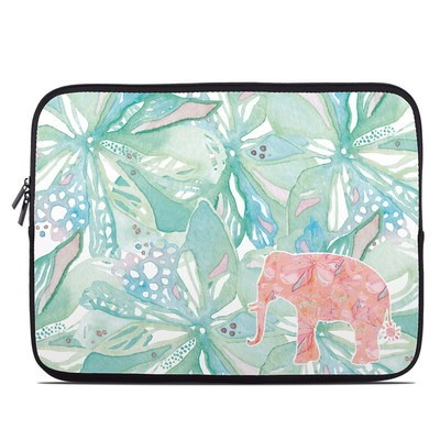 Laptop Sleeve - Tropical Elephant