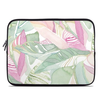 Laptop Sleeve - Tropical Leaves
