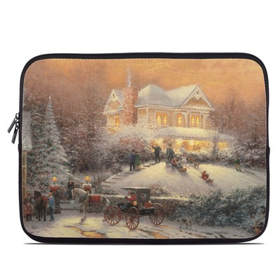 Laptop Sleeve - Victorian Christmas