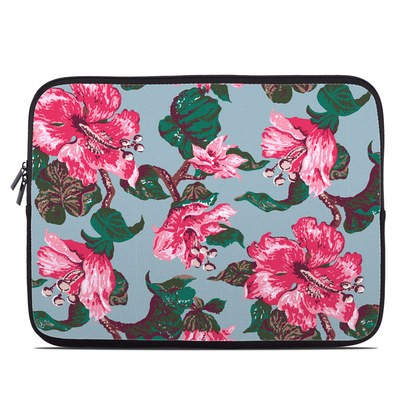 Laptop Sleeve - Vintage Hibiscus