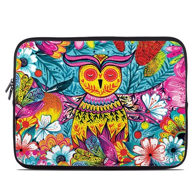 Laptop Sleeve - Vivid Owl