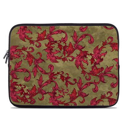 Laptop Sleeve - Vintage Scarlet