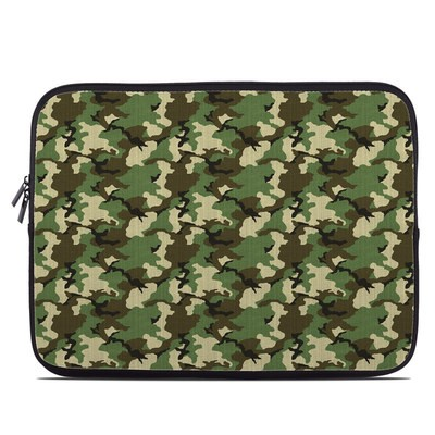 Laptop Sleeve - Woodland Camo