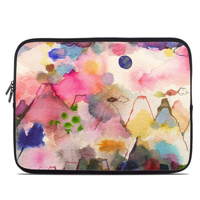 Laptop Sleeve - Watercolor Mountains