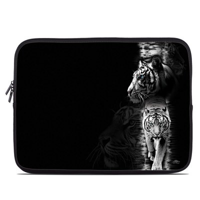 Laptop Sleeve - White Tiger
