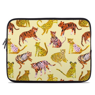 Laptop Sleeve - Wild Cats