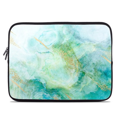 Laptop Sleeve - Winter Marble