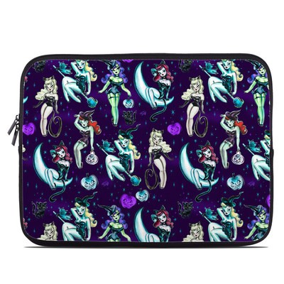 Laptop Sleeve - Witches and Black Cats