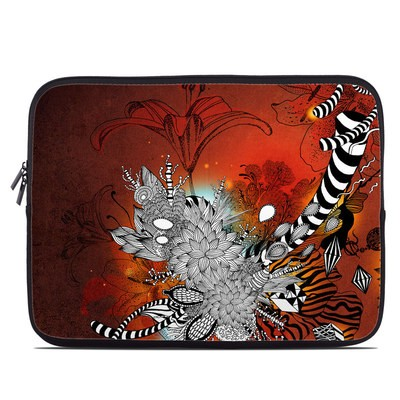 Laptop Sleeve - Wild Lilly